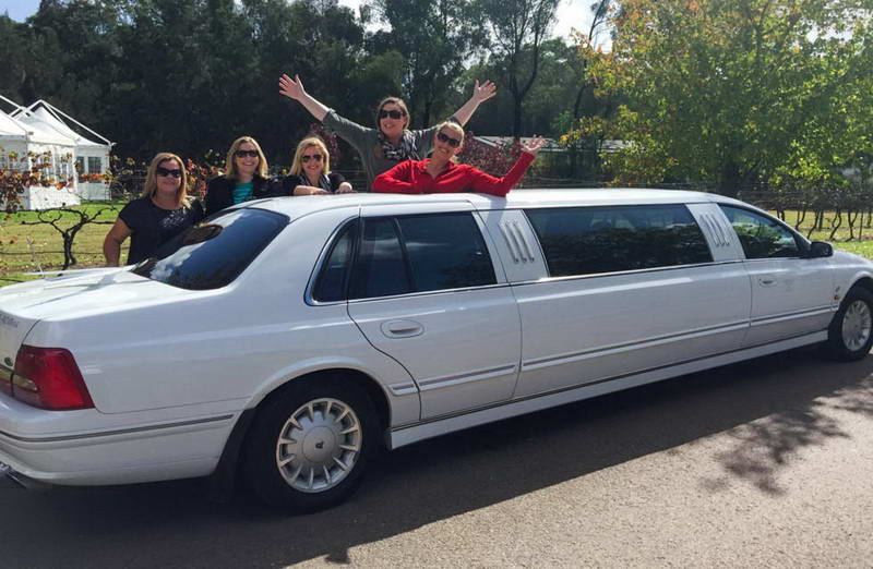 hunter valley full day wine tours in the limo from Hunter valley wine tour specialists